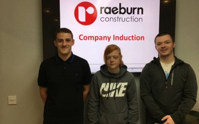 New Trainee Site Operatives